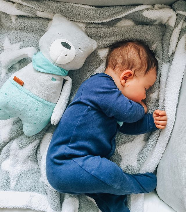 8 Tips For Creating A Bedtime Routine For Your Baby