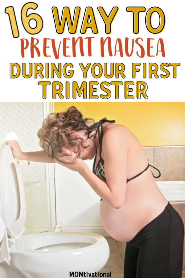Are you struggling with morning sickness? These are the best at-home remedies to prevent pregnancy nausea! Learn what foods are good for morning sickness as well as the best strategies for morning sickness. Easy to follow morning sickness tips to feel like yourself again! #morningsickness #pregnancynausea #morningsicknesstips