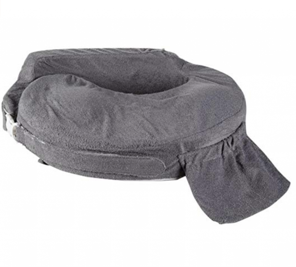 Nursing pillow to breastfeed comfortably