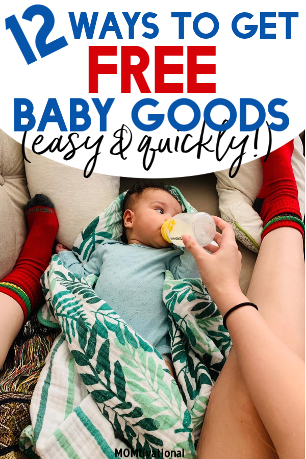 A Baby is EXPENSIVE! That isn't a secret. However, many new moms don't know you can get a bunch of FREE baby samples and gifts from many retailers! From free baby bottles, free baby breast pump, and even baby formula! Take advantage of these sweet deals and save money #baby #babyonabudget #freebabythings