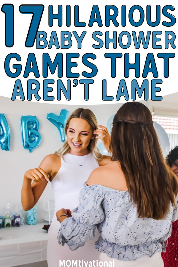 OMG! I love these baby shower game ideas! These baby shower game ideas are so creative and unique! I can't wait to play these