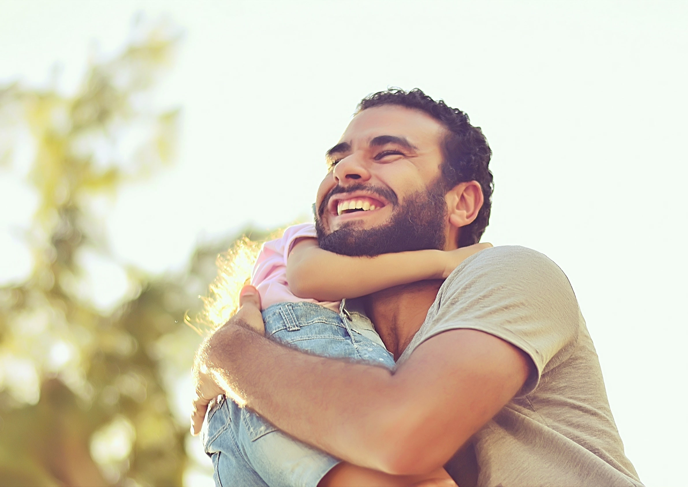 Signs your husband will be a good father