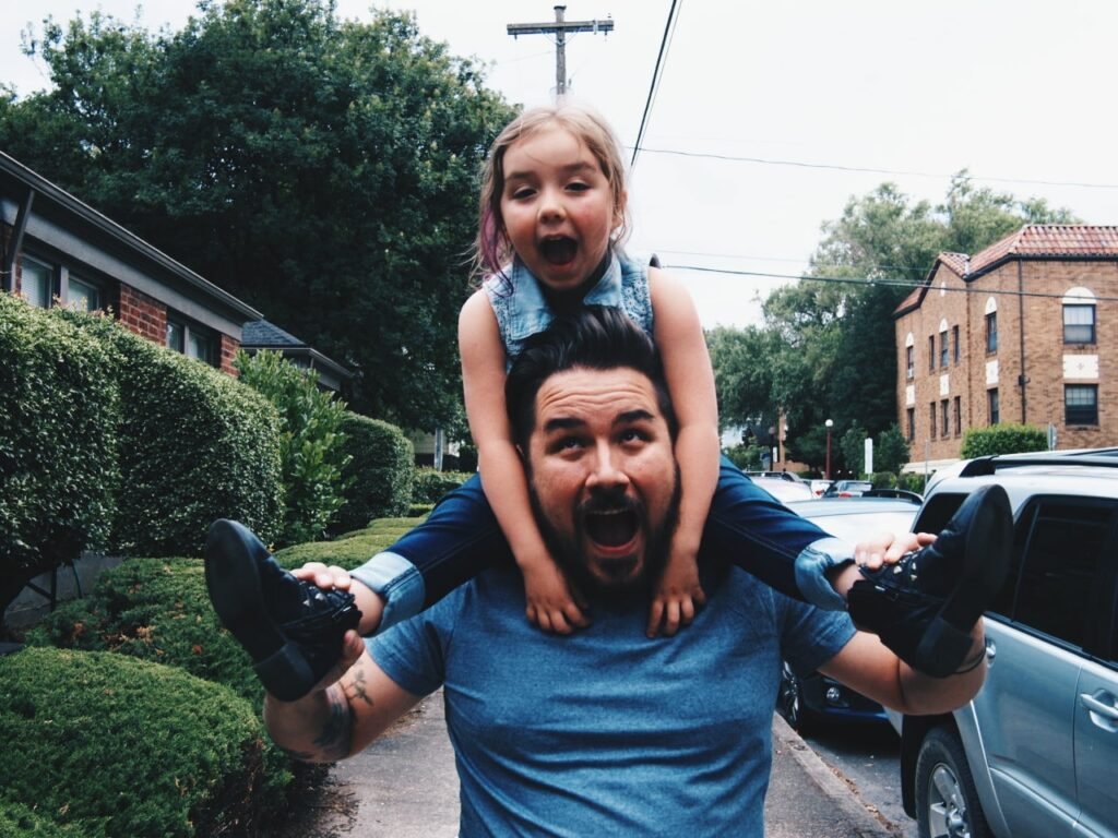 Men Who Handle Pressure Well Make Good Dads