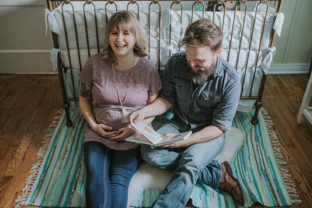 Record A Video And Post It For A Cute Gender Reveal Idea