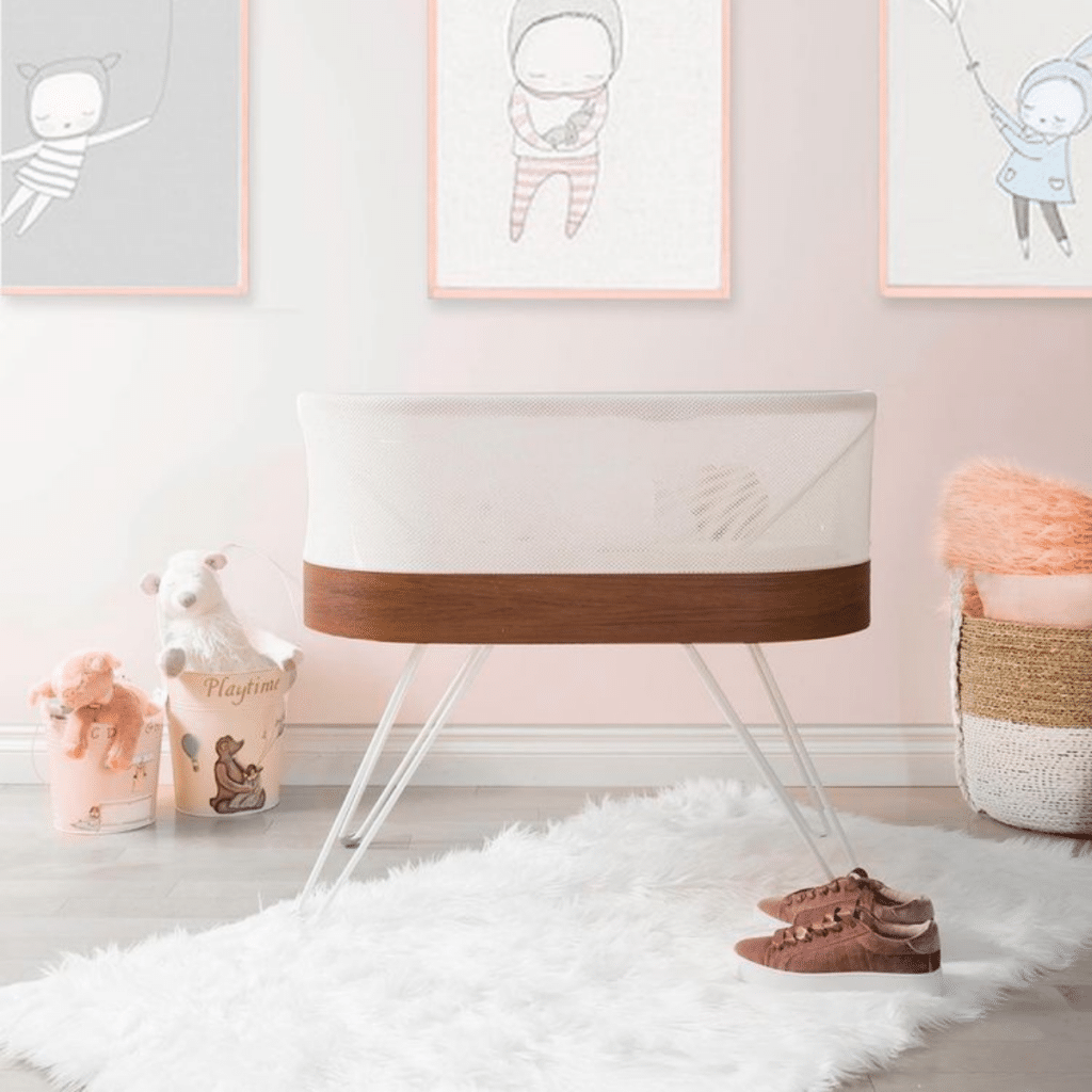 SNOO Review - The SNOO bassinet is one of the best purchases for a newborn baby
