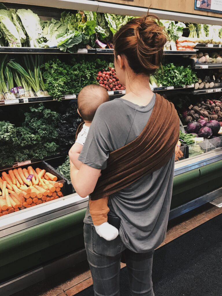 What Is The Right Meal Plan For A 6 Month Old Baby