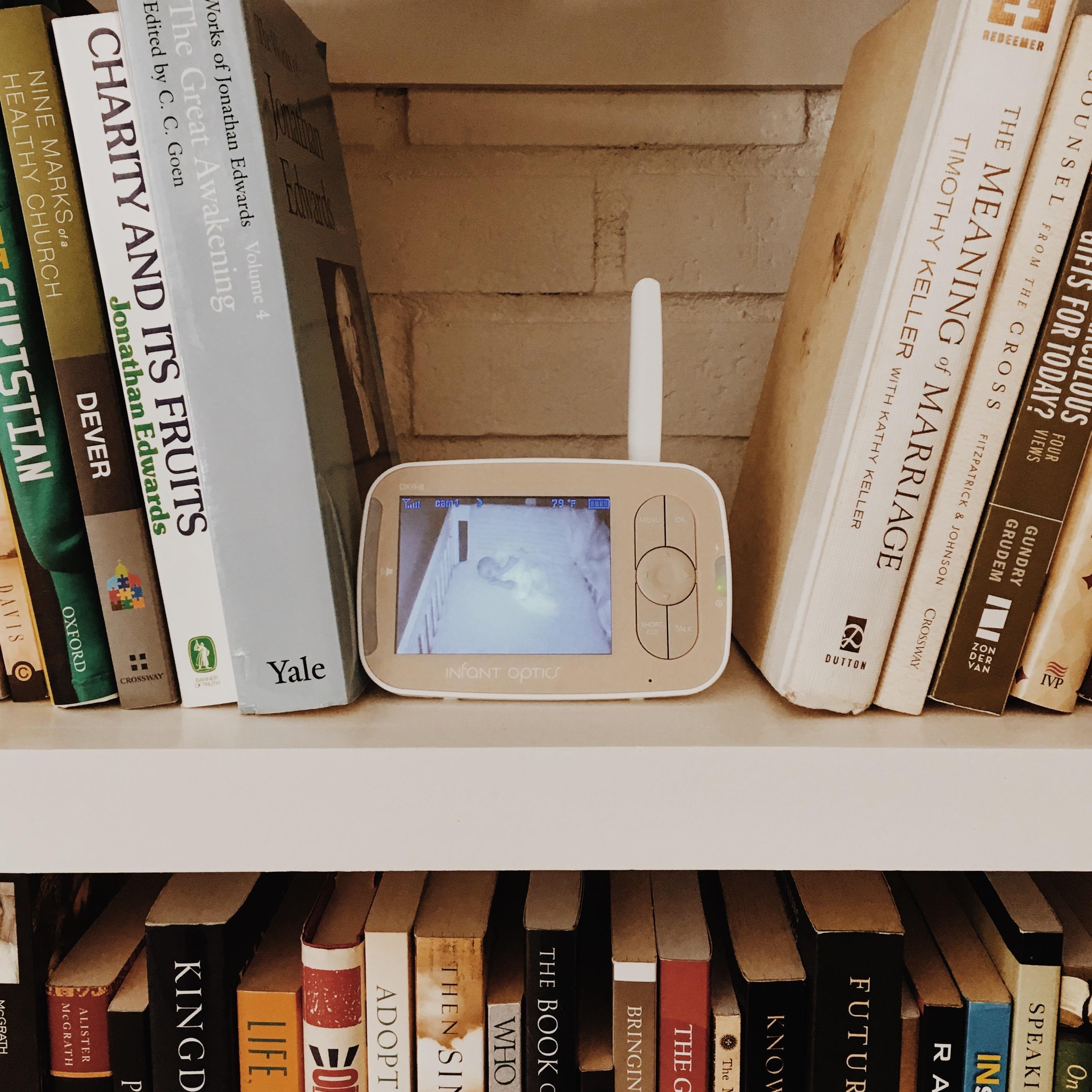Where To Put Baby Monitor Camera?