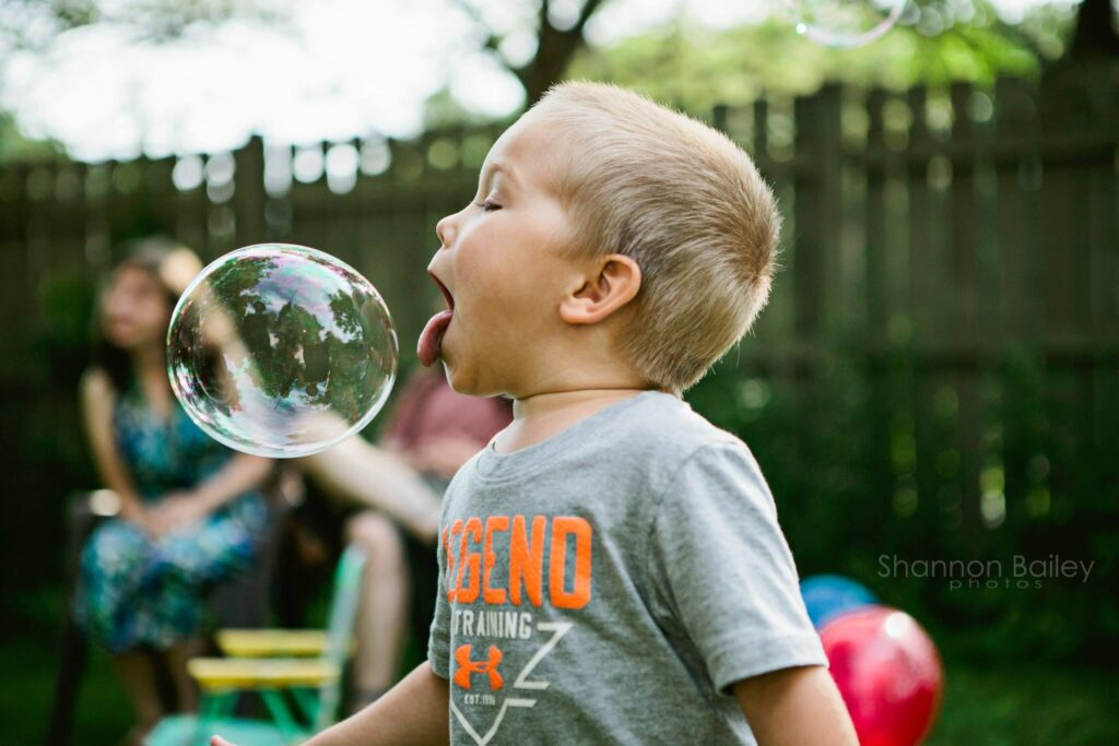 Making Bubble Blowers is a CLASSIC and fun summer activity for 2 year solds