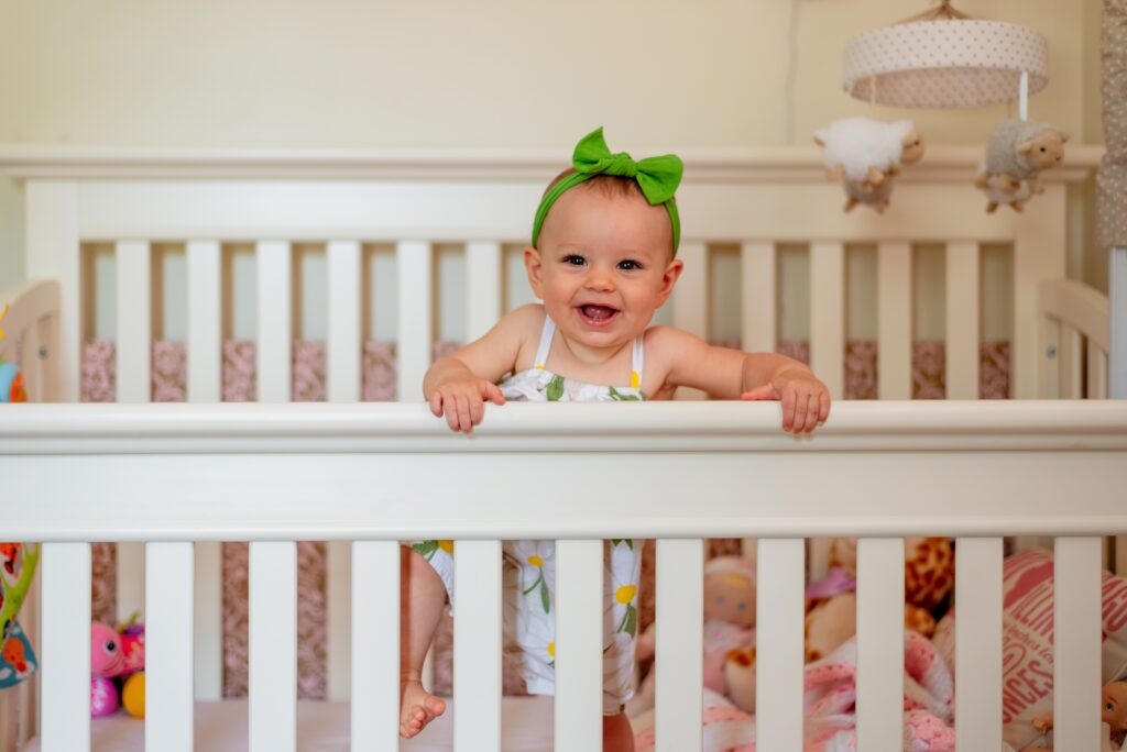 The Differences Between Mini Cribs And Regular Cribs