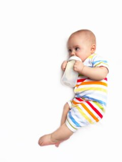 What Happens If My Baby Drank Old Formula?