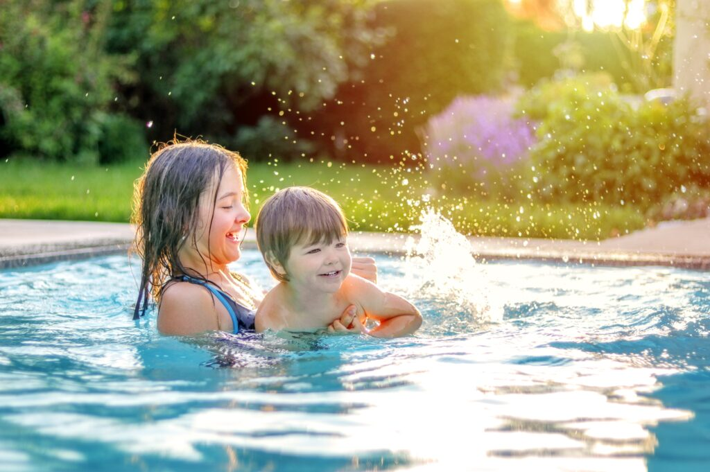 Fun Games To Play In The Pool Without Toys