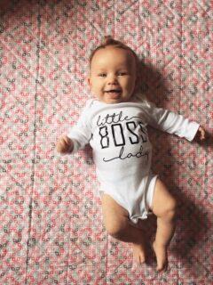 How Long Do Babies Wear Onesies