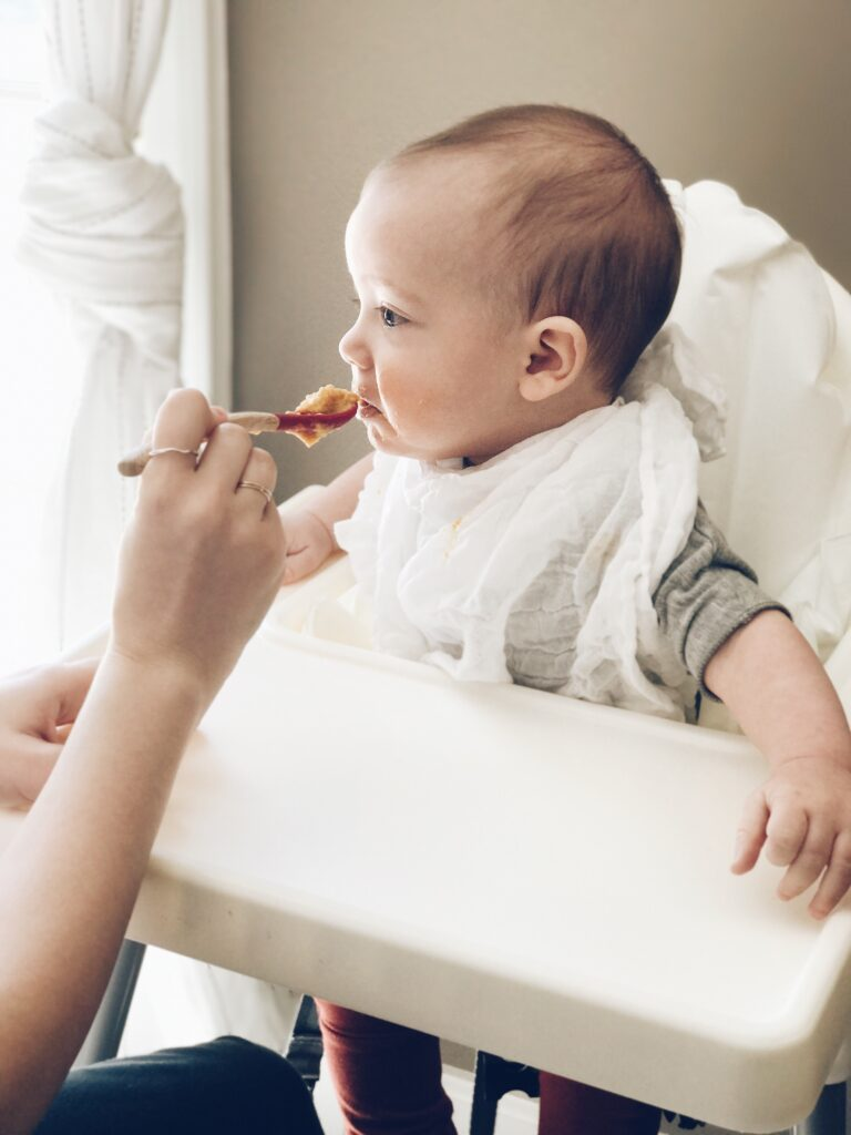 How To Transition Baby From Puree To Table Food?